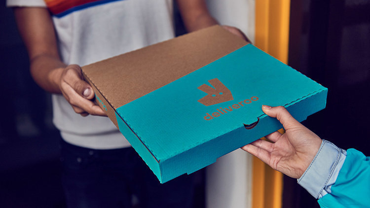 Deliveroo: boom in Italia dei ristoranti virtuali con virtual brands